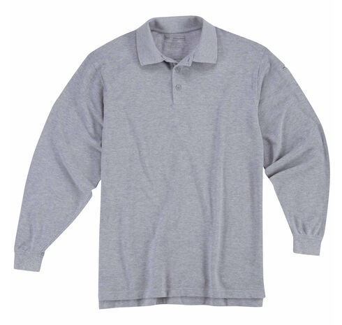 5.11 Tactical Professional Long Sleeve Polo Shirt - 3XL, , hi-res