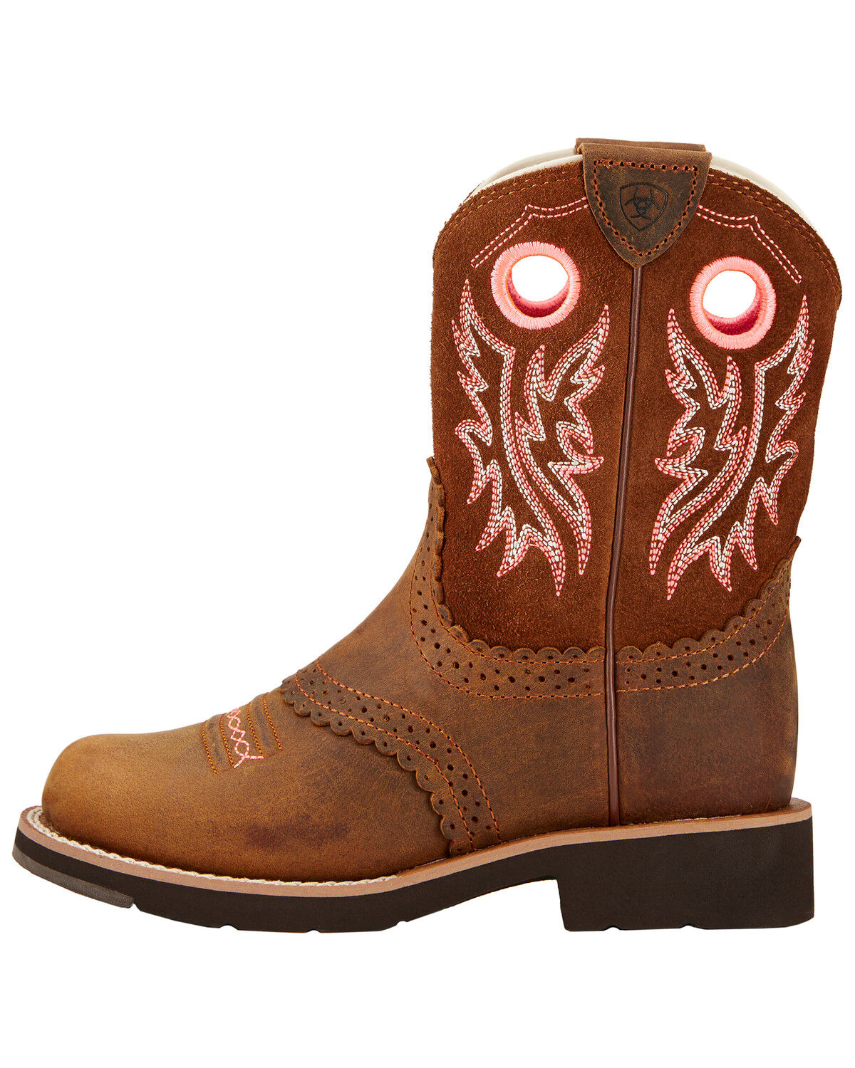 Fatbaby Cowgirl Boots - Round Toe