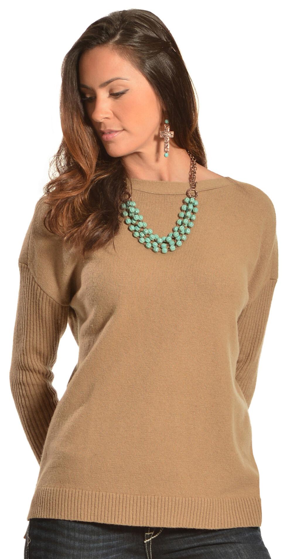 Woolrich Women's Clapshaw Boxy Scoop Sweater, , hi-res