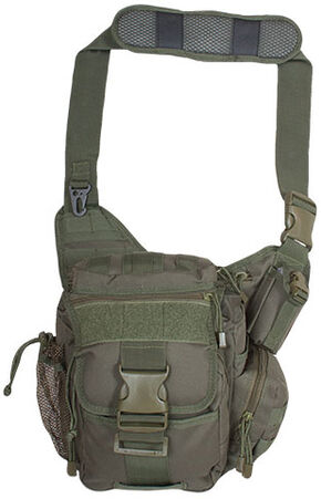 Fox Outdoor Advanced Tactical Hipster Bag, Olive, hi-res