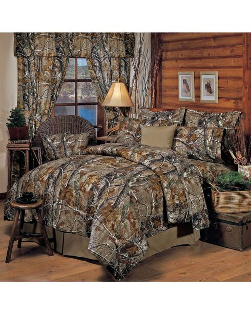 Realtree All Purpose Twin Comforter Set, Camouflage, hi-res