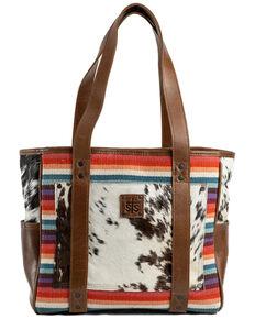 Caroll Women's Phoenix Tote Bag , Brown, hi-res