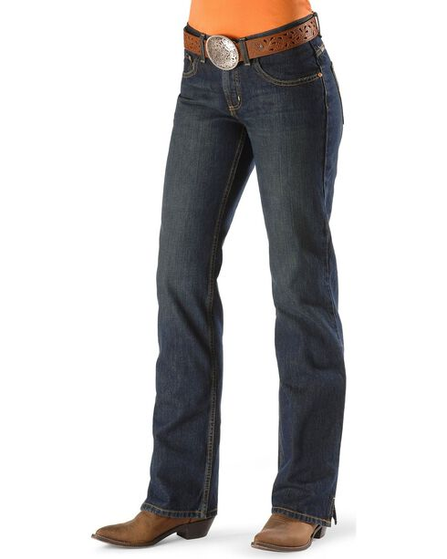 "Cruel Girl ® Jeans - Georgia Slim Fit - 32"", 34"", 36"", Dark Stone, hi-res"