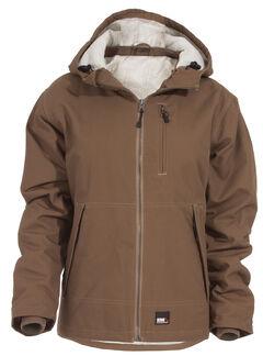Berne Women's Monte Rosa Jacket, Brown, hi-res