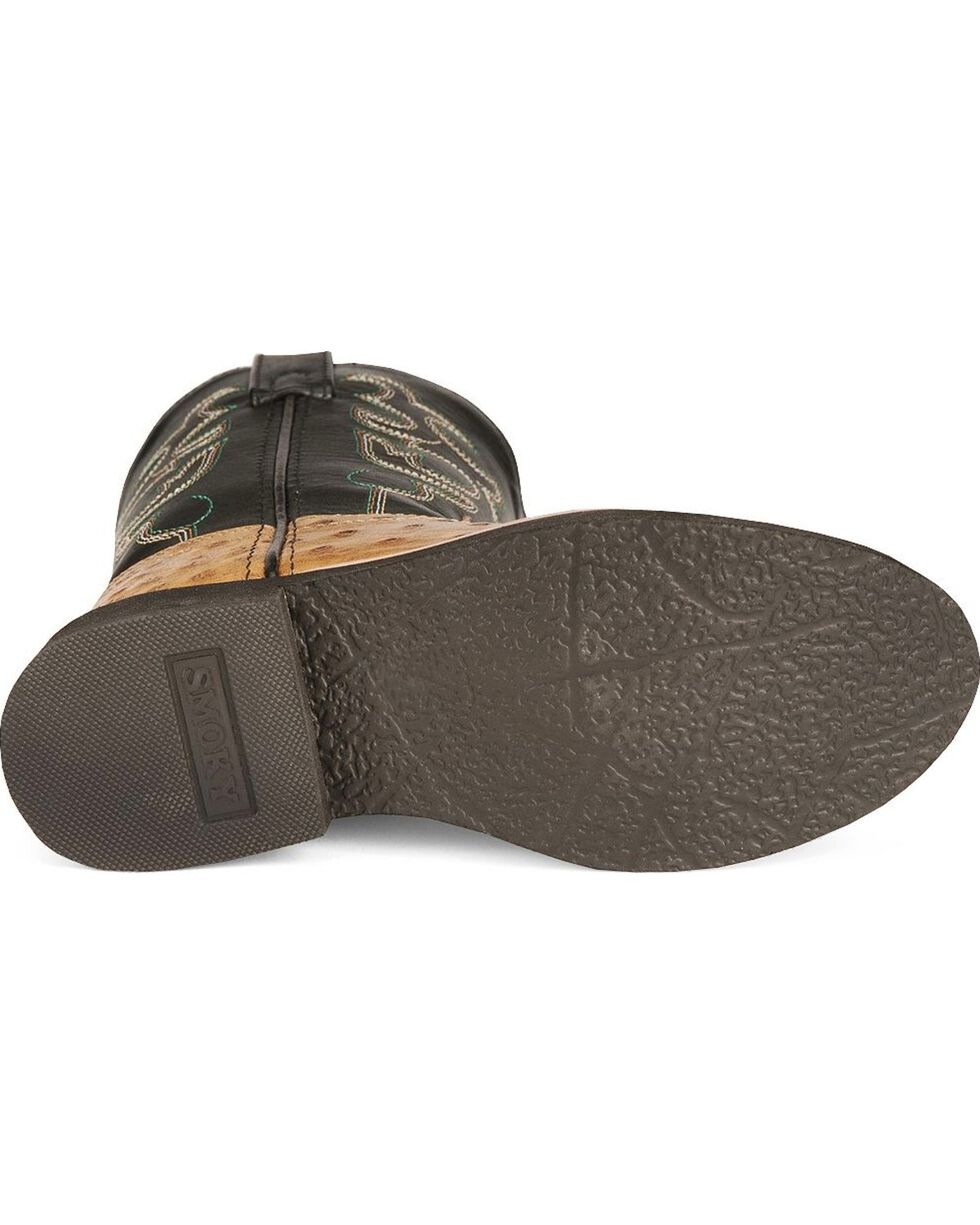 Smoky Mountain Children's Shawnee Cowboy Boots - Round Toe, , hi-res