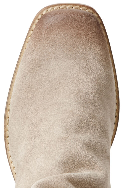 Ariat Women's Sand Unbridled Sloan Suede Boots - Square Toe , Sand, hi-res