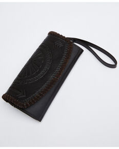 Idyllwind Women's What You Need Concho Wallet, Brown, hi-res