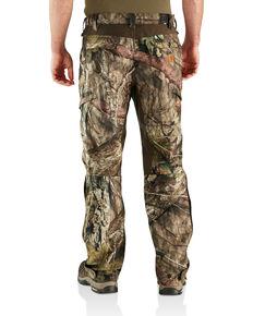 Carhartt Men's Camo Buckfield Pants - Straight Leg , Camouflage, hi-res