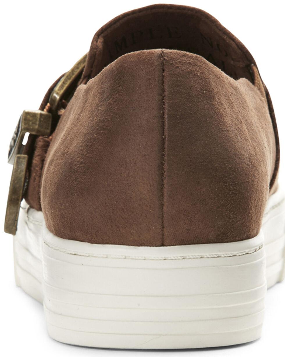 Ariat Women's Unbridled Willow Cognac Slip-On Shoes, Cognac, hi-res