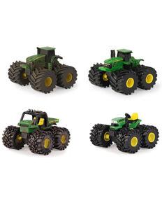 Tomy Boys' John Deere Monster Treads Impulsive Vehicle Set, Multi, hi-res