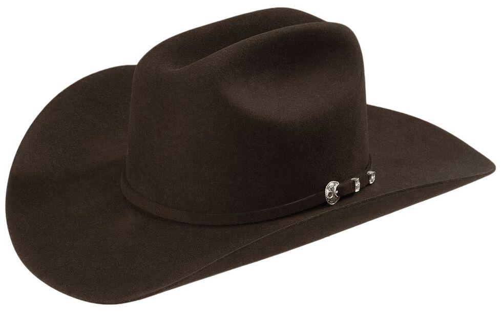 1534c6291a1a5 Stetson 4X Corral Wool Felt Cowboy Hat