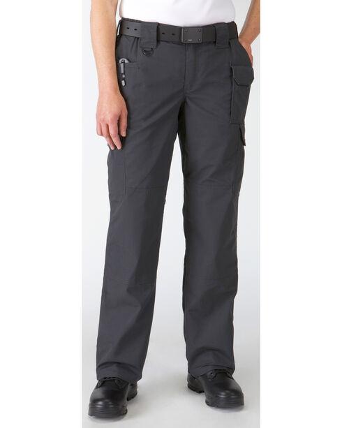 5.11 Tactical Women's Taclite Pro Pants, Charcoal Grey, hi-res
