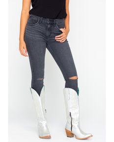 Wrangler Modern Women's Phoenix High Rise Skinny Jeans , Black, hi-res