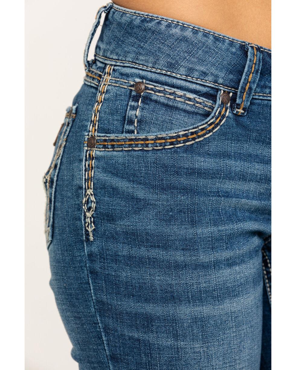 Wrangler Retro Women's Sadie Cheyenne Low Rise Boot Jeans , Light Blue, hi-res