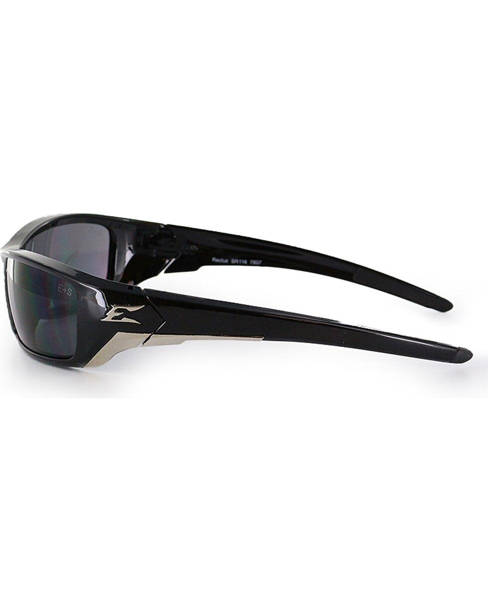 Edge Eyewear Reclus Safety Sunglasses, Black, hi-res