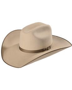b795a47cdcefb Serratelli Mens Tan 6X Fur Felt Western Hat