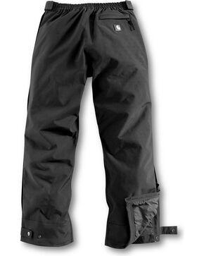 Carhartt Women's Waterproof Pants , Black, hi-res