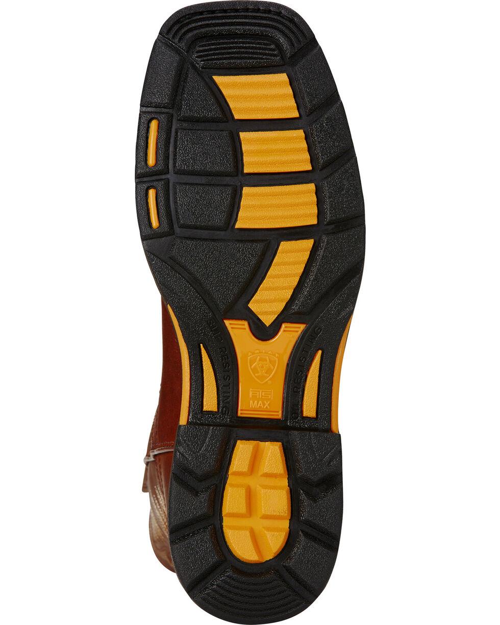 Ariat Men's WorkHog H2O CSA Work Boots - Composite Toe, Copper, hi-res