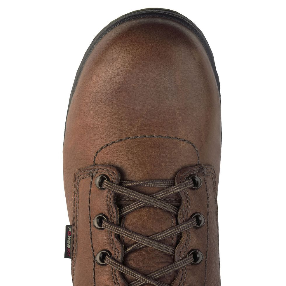 """Timberland Pro Coffee 6"""" TiTAN Boots - Safety Toe, Coffee, hi-res"""