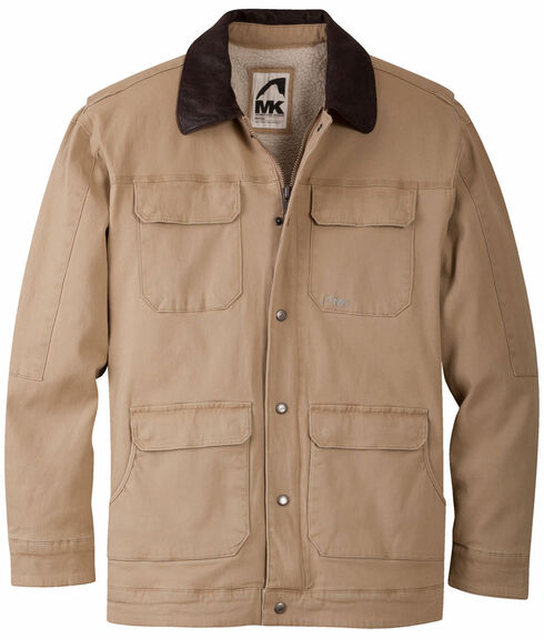 Mountain Khakis Yellowstone Ranch Shearling Jacket, Light Brown, hi-res