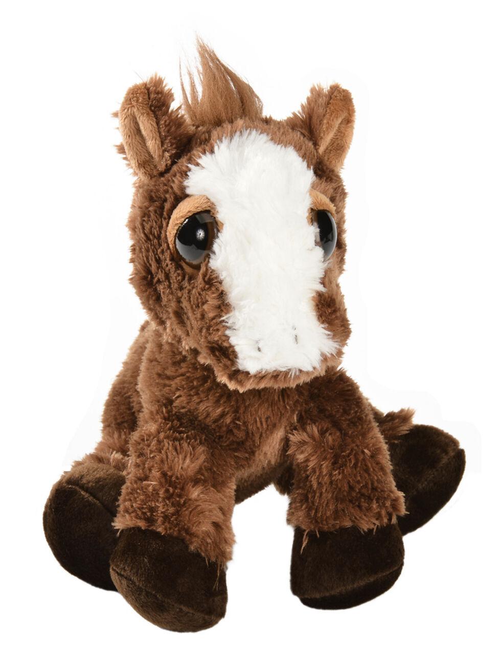 Kids' Prancer the Plush Pony, Brown, hi-res