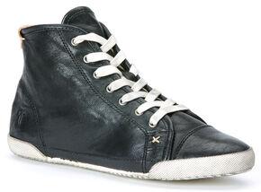 Frye Women's Melanie High-ASV Sneakers, Black, hi-res