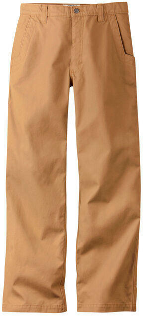 Mountain Khakis Men's Brown Original Relaxed Fit Pants, Brown, hi-res