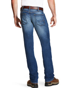 Ariat Men's Rebar M3 Loose Fit Sierra Wash Jeans - Straight Leg, Indigo, hi-res