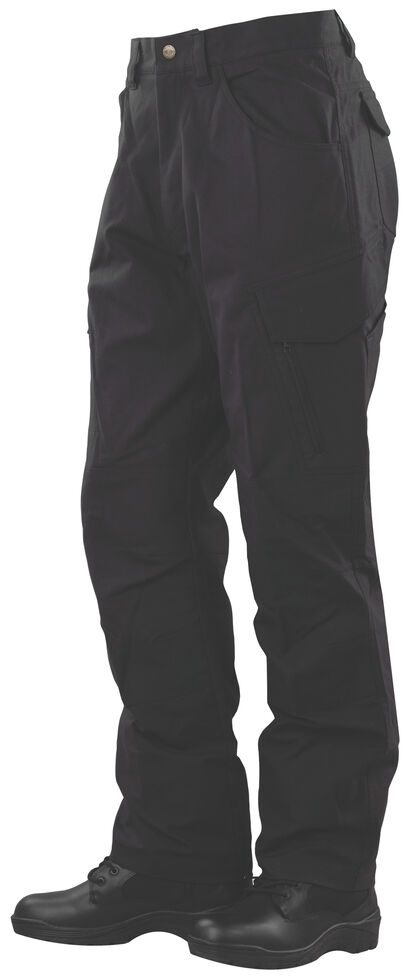 Tru-Spec Men's 24-7 Delta Pants , Black, hi-res