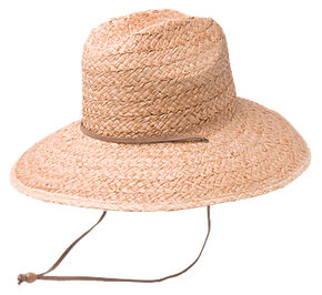 Peter Grimm Dover Straw Hat, Natural, hi-res