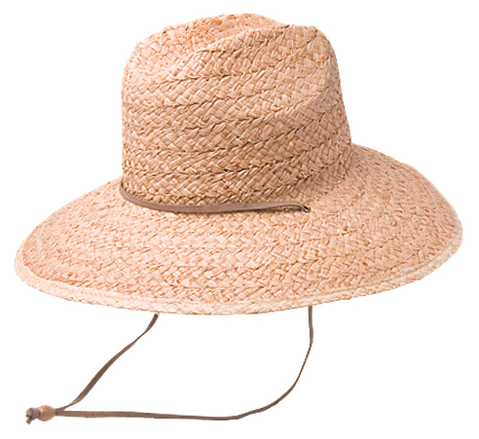Peter Grimm Dover Straw Hat, Natural, hi-res
