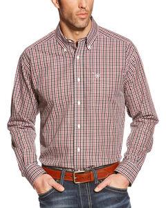 Ariat Men's Quincy Long Sleeve Shirt, Multi, hi-res