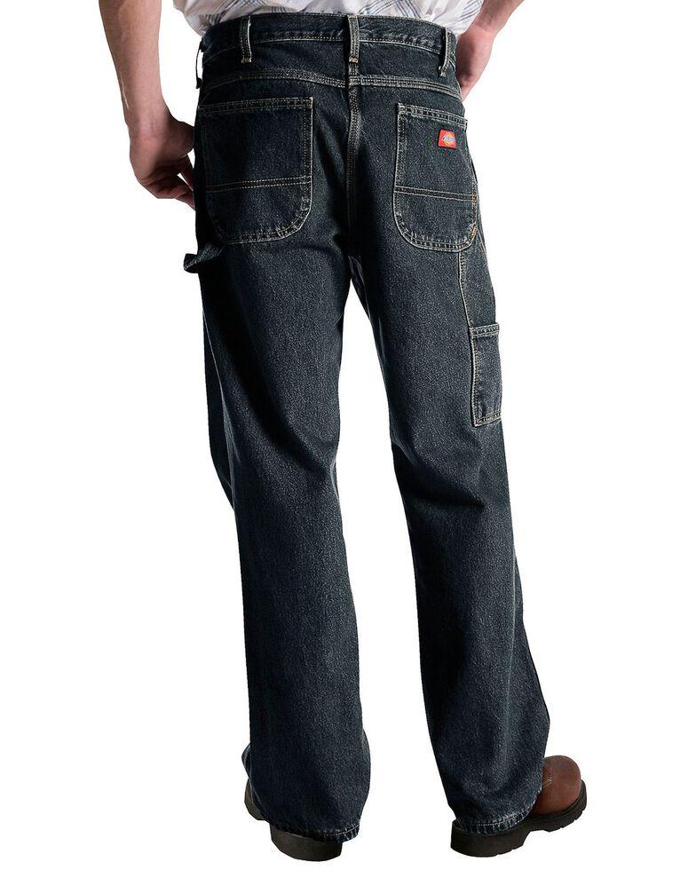 Dickies Relaxed Carpenter Jeans - Big & Tall, Indigo, hi-res