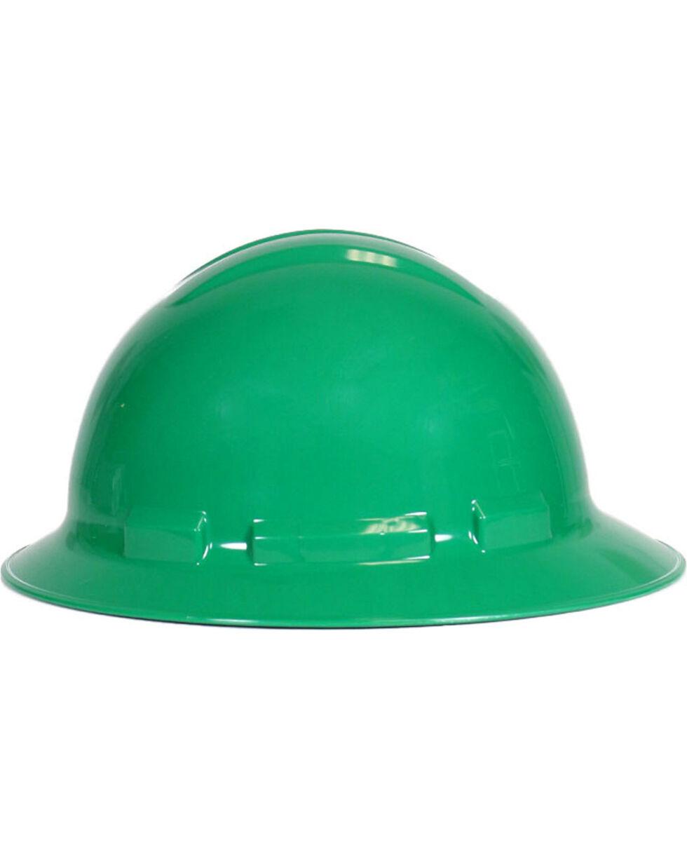 Radians Green Quartz Full Brim Hard Hat , Green, hi-res