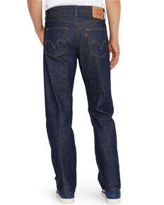 "Levi's 501 Jeans -  Original Shrink-to-Fit - 38"" & 40"" Tall Inseams, Indigo, hi-res"