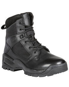 5.11 Tactical Men's A.T.A.C 2.0.6 Boots - Round Toe, Black, hi-res