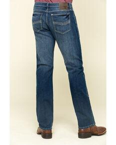 Wrangler 20X Men's No. 42 Lipan Stretch Slim Straight Jeans , Blue, hi-res