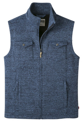 Mountain Khakis Men's Moonlit Blue Old Faithful Vest  , Blue, hi-res