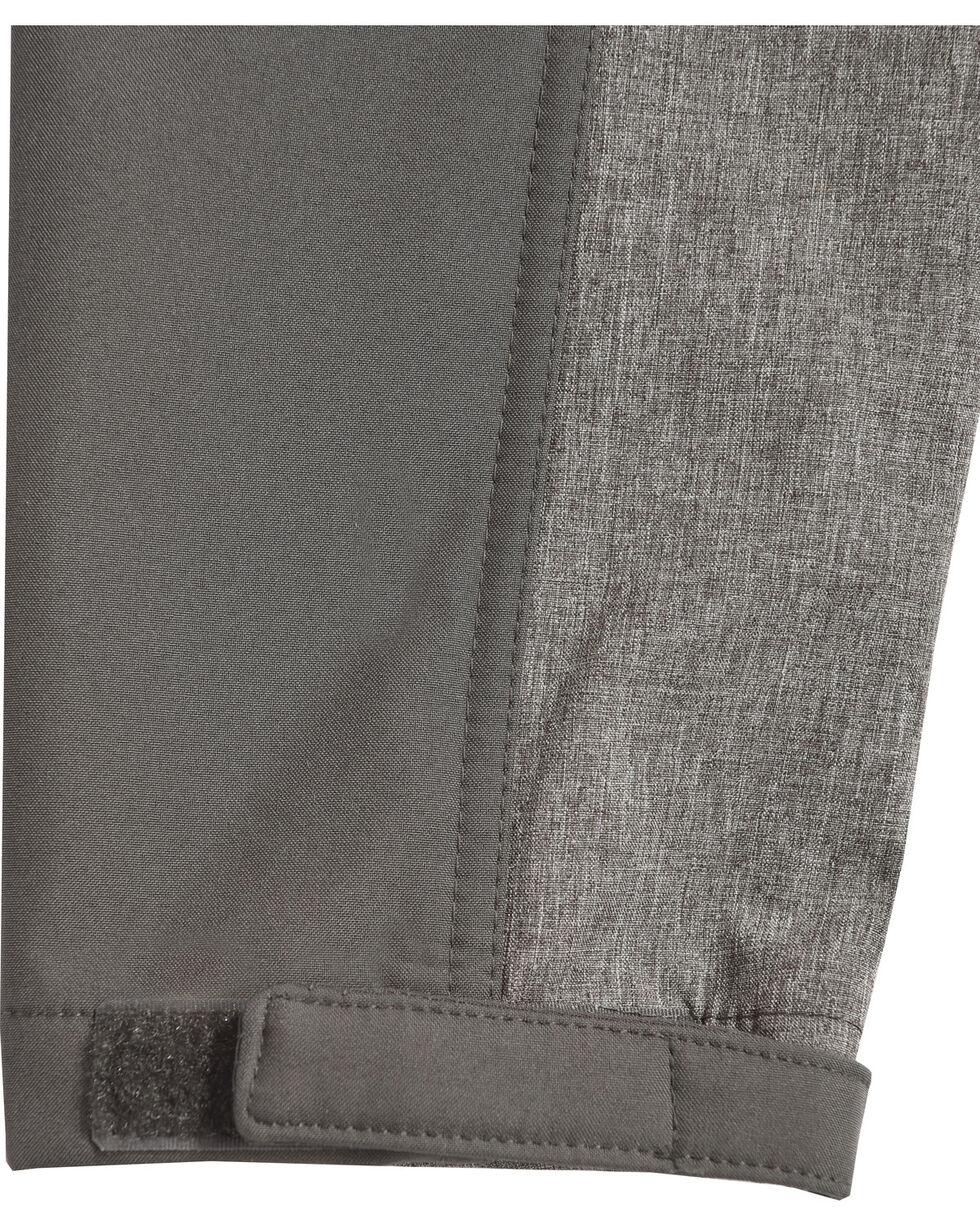 Cody James Men's Flannel Lined Softshell Jacket, Grey, hi-res