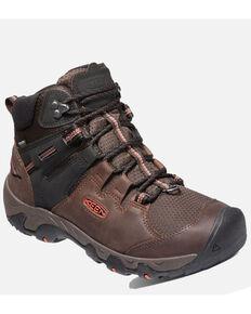 Keen Men's Steens Polar Hiking Boots - Soft Toe, Brown, hi-res