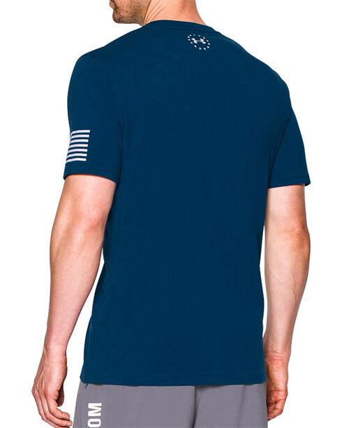 Under Armour Men's Blue I Served Tee , Black, hi-res