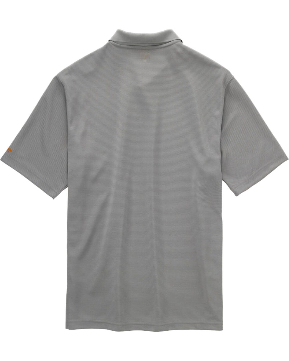 Timberland PRO Men's Meshin' Around Polo Shirt, Lt Grey, hi-res