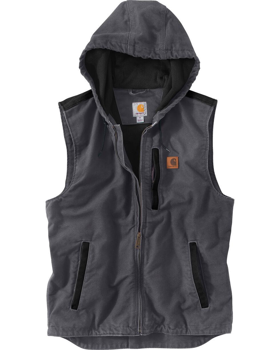 Carhartt Men's Dark Grey Knoxville Vest , , hi-res