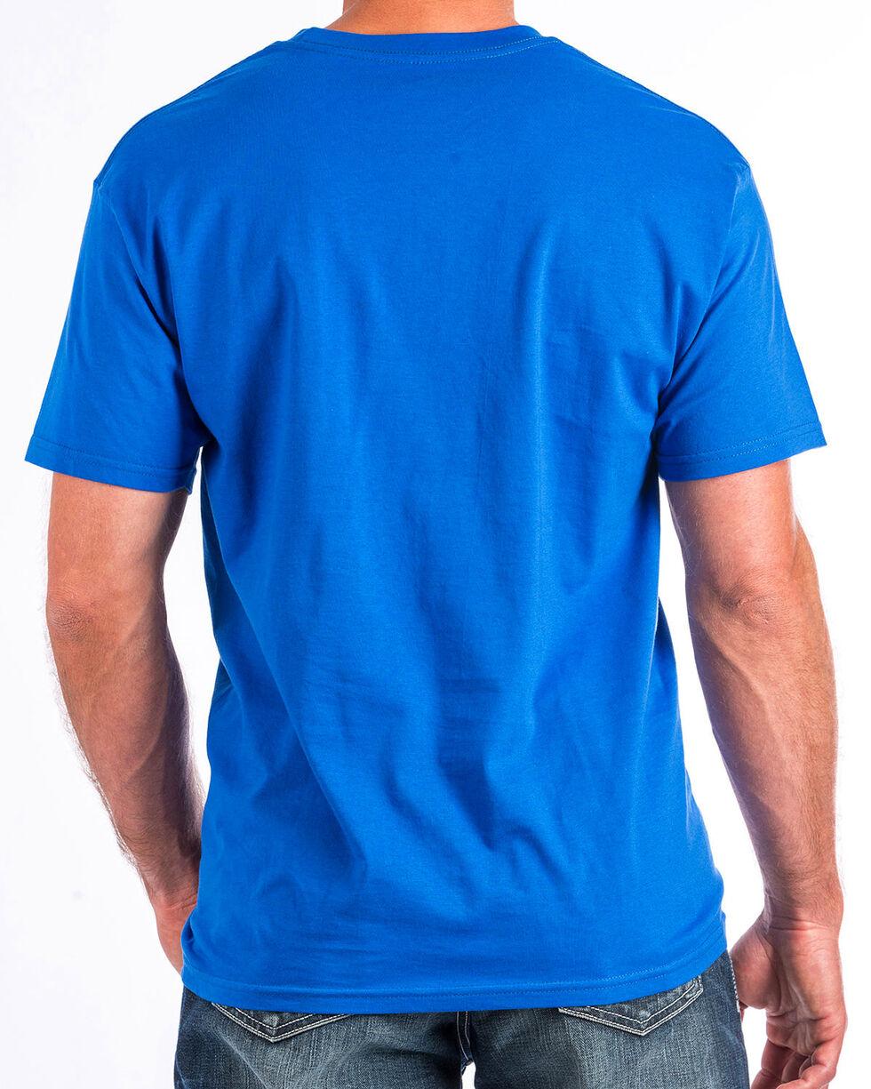 Cinch Men's Cinch USA Graphic T-Shirt, Blue, hi-res