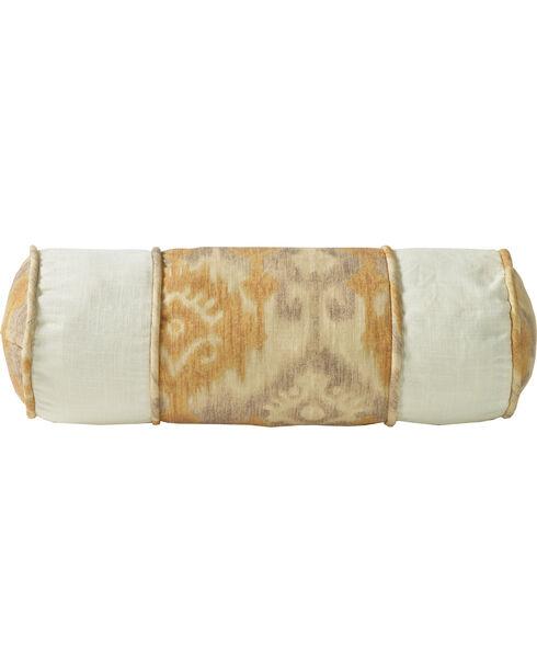 HiEnd Accents Casablanca Neckroll Pillow, Multi, hi-res