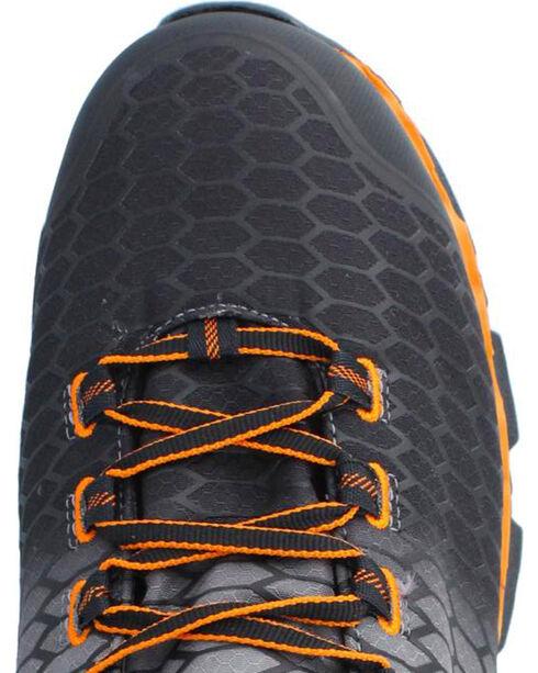 Timberland Men's Powertrain Sport Work Shoes - Alloy Toe, Grey, hi-res