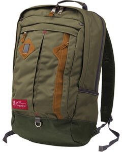 Browning Heritage Taos Commuter Day Pack, Green, hi-res
