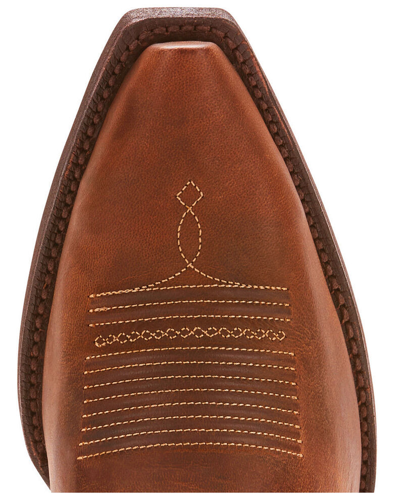 Ariat Women's Cognac Alabama Fleece Boots - Snip Toe , Cognac, hi-res