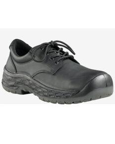 Baffin Men's Black King Work Shoes - Steel Toe, Black, hi-res