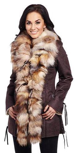 Cripple Creek Women's Shearling Coat | Sheplers